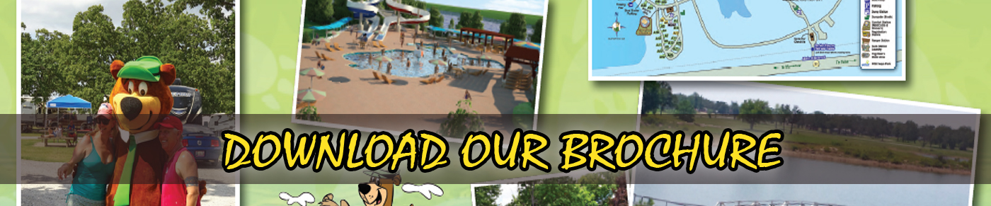 Our Brochure at Keystone Lake RV park