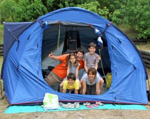 Camping Near Tulsa? 5 Safety Tips for Family Friendly Camping at Keystone Lake RV park Mannford OK