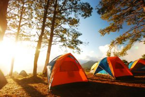 Headed Outdoors in the Fall? Here are 10 Tips for Fall Camping at Keystone Lake RV park Mannford OK