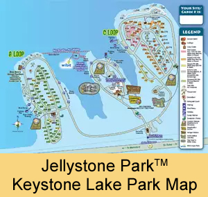 Day Passes Keystone Lake Jellystone Park Camp Resort