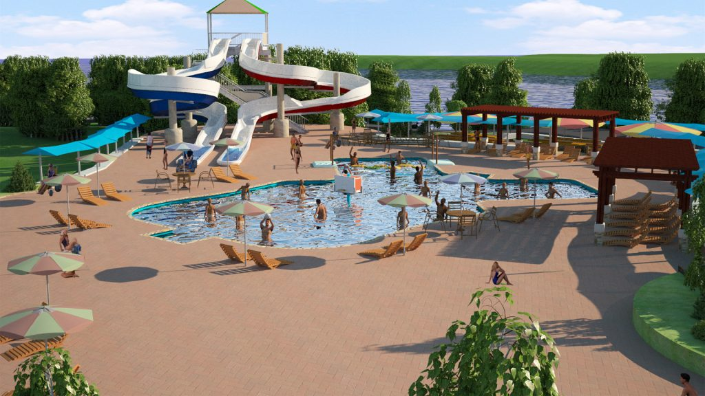 Jellystone Park™ at Keystone Lake, OK. Rv Park Activities and Lodgings